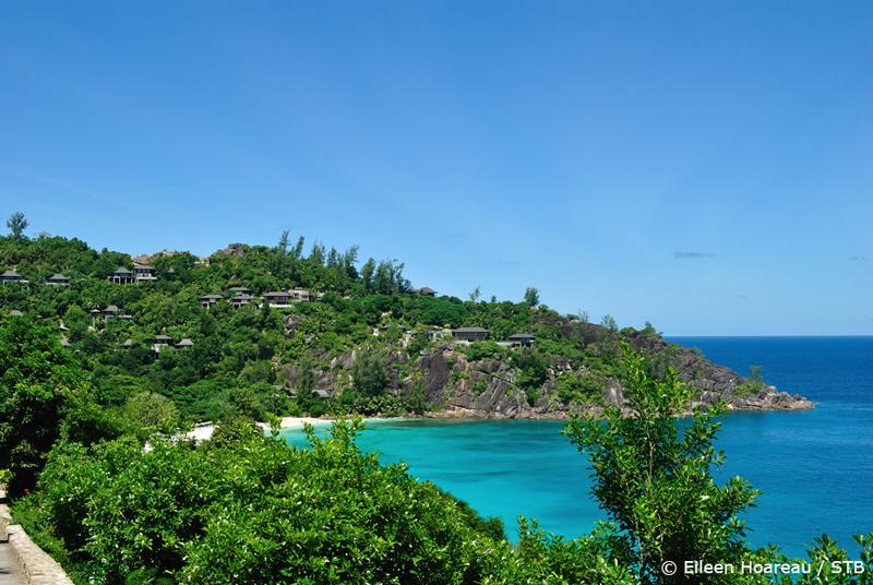 塞舌尔马埃岛一景(图片/塞舌尔旅游局)