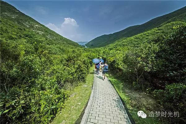西贡到西湾村海 徒步穿越香港最美海岸线