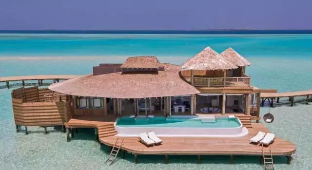 贫穷限制了我的想象力,马尔代夫的酒店到底有多贵?