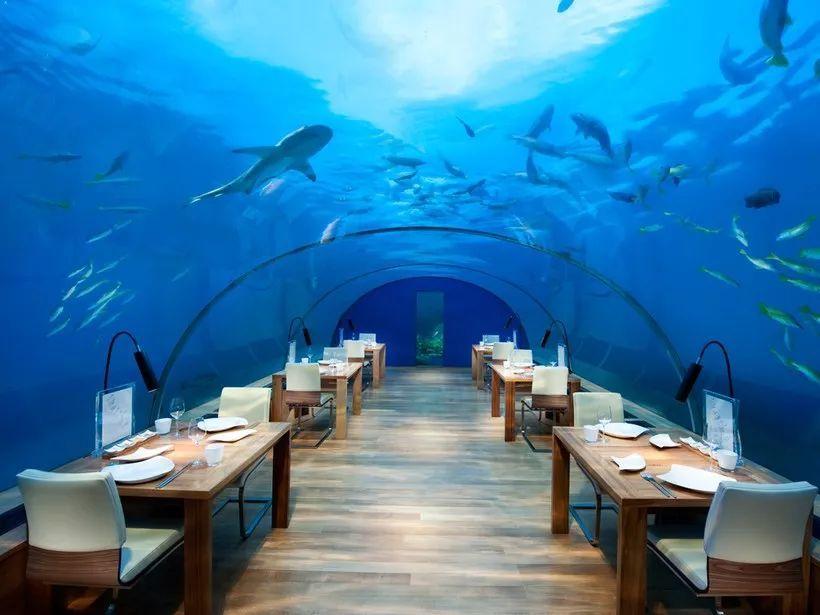 全球最酷的十大水下酒店!畅享无敌的海底美景